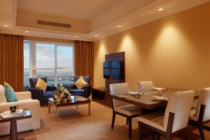 Jannah Burj Al Sarab_One-bedroom suite