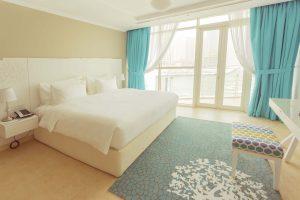 Room with Marina View Balcony